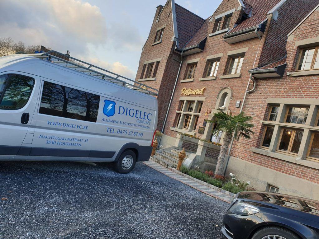 Digelec - Houthalen-Limburg-elektrieker