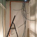 Houthalen-Digelec-elektriciteitswerken-bekabeling-verlichting